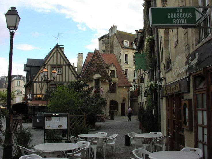 Caen, France | caen est une ville du nord ouest de la france chef lieu de la region