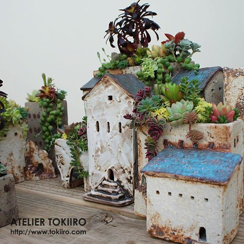 Töpfern Ideen, Keramik Keramik, Keramik Kunst, Saftig, Saftigen Pflanzer,  Beton, Sie Können, Fimo, Werkstatt