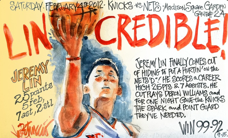 Jeremy Lin hero art.Wallpapers Lincred, Linsanity 2012, Lincred Basketball, Jeremy Lin, Lincred Knicks, Lin Lincred, Petruccio 2012, Joe Petruccio, Knicks Wallpapers