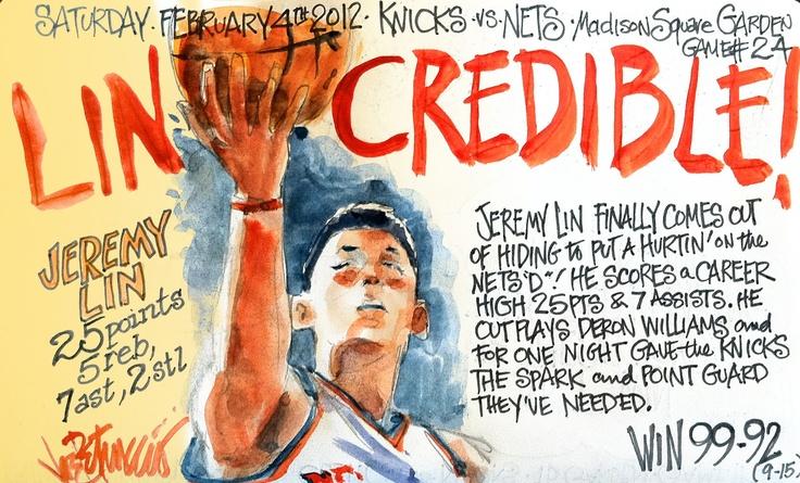 Jeremy Lin hero art.