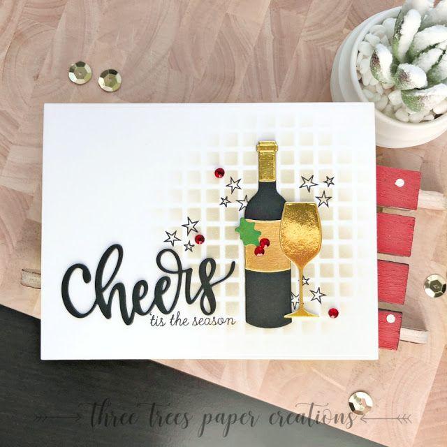 Merry Monday 272 using MFT and Reverse Confetti goodies