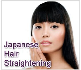 1000 Ideas About Japanese Hair Straightening On Pinterest