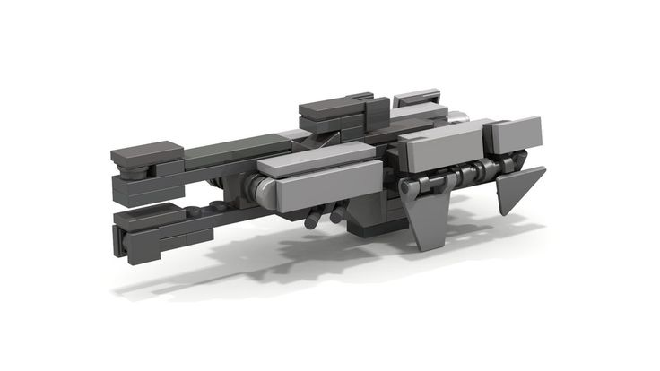 Lego Frigate from Halo series : lego