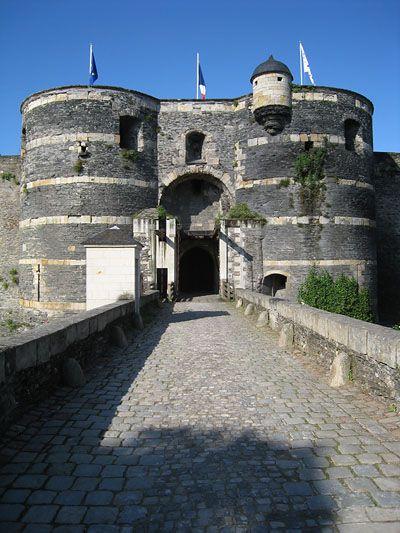 Château d'AngersAngers Maine-et-LoireFrance47.470083,-0.559889