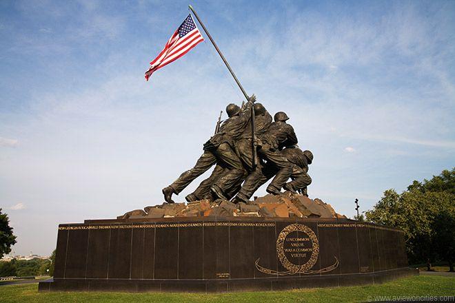 Iwo Jima Memorial - Arlington, VA