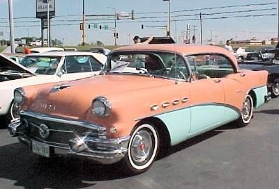 1956 Buick  4th car