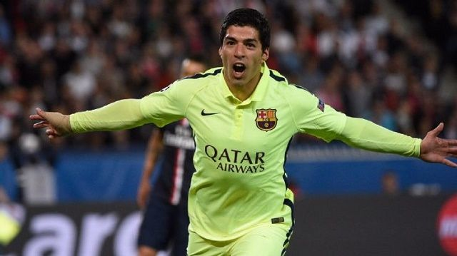 #10 Luis Suarez - $19.9 million. Suarez took a huge 'bite' (sorry, we couldn't resist) out of the competition with his move to Barcelona last year and etching himself a place in the prestigious squad.
