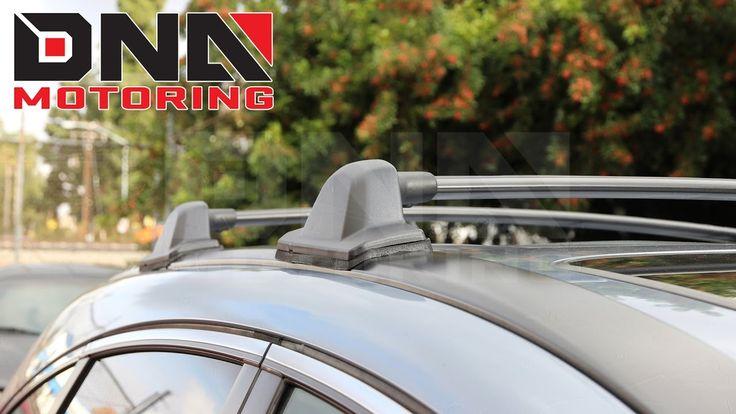 DNA Motoring 07-11 Honda CRV Cargo Roof Rack Installation