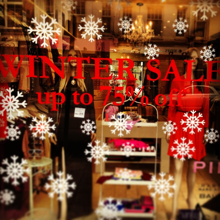 Window - sale up to 75% off