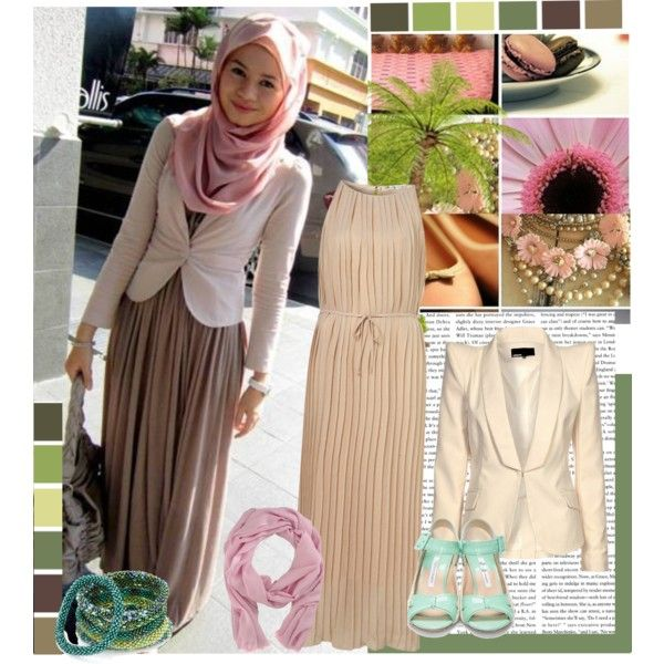 8 Best Images About Hijab Formal Outfit On Pinterest