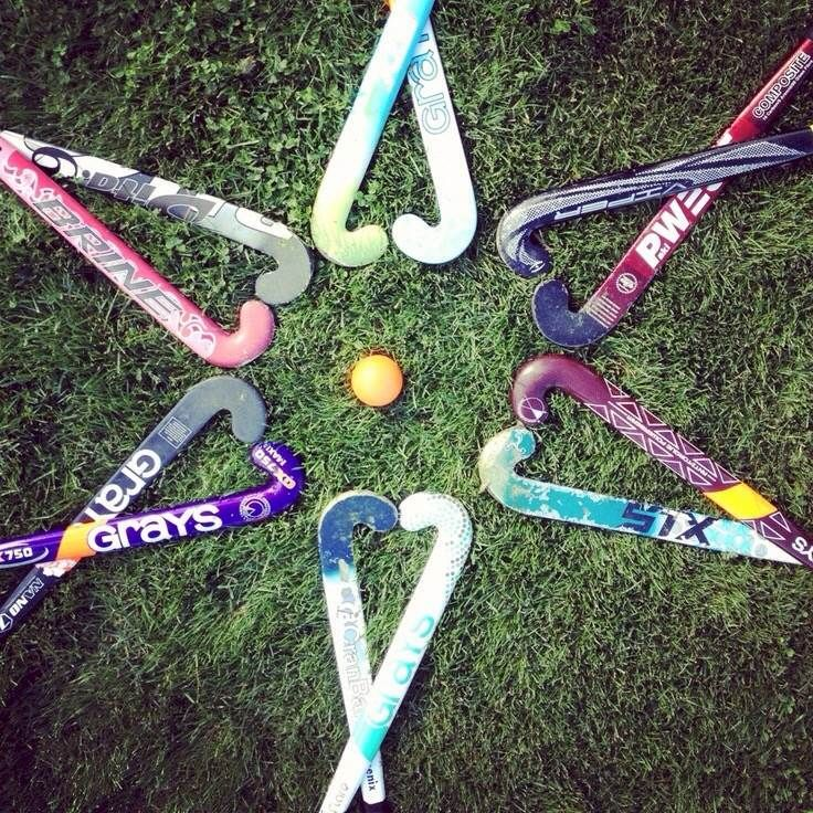 For all of the field hockey players out there.