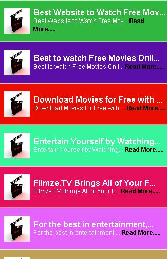 Free Movies Tricks<br>A film, also called a movie or motion picture, is a series of still images which, when shown on a screen, creates the illusion of moving images due to phi phenomenon. <br>Free Movies Tricks<br>In this App you can see this topic.<br>1. Best Website to Watch Free Movies<br>2. Best to watch Free Movies Onlines<br>3. Download Movies for Free with Direct Links!<br>4. Entertain Yourself by Watching Online Masala Videos<br>5. For the best in entertainment, watch free movies…