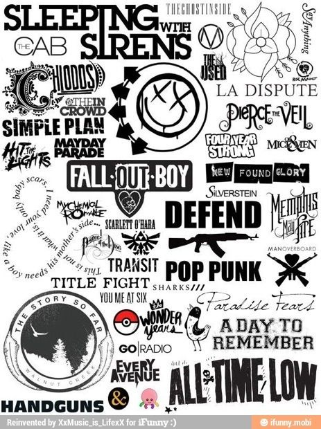 These bands are the kind that can make you smile at a rif and a make you cry at a lyric. THIS IS MUSIC.