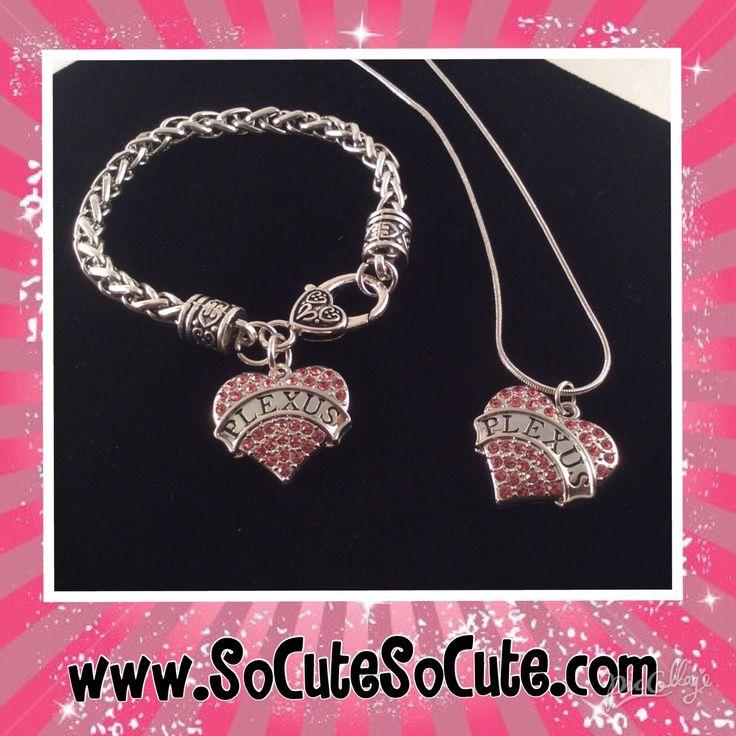 Super cute Plexus bracelet an necklace! I need this! Great plexus swag to help promote how much I love Plexus Slim!