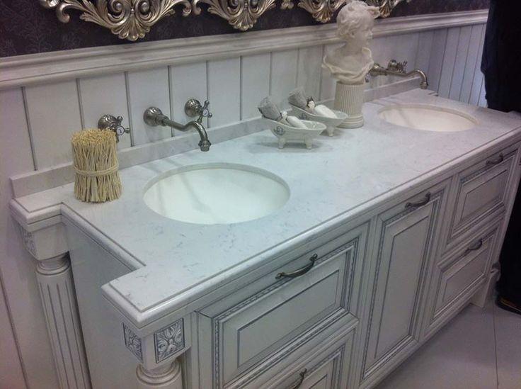 Best Cashmere Carrara™ Quartz Batt Residence Countertops 640 x 480