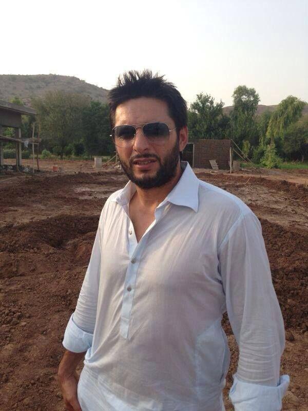 lala shahid khan afridi