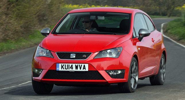 Seat Ibiza FR 2014 a precios desde £15,920 en el Reino Unido » Los Mejores Autos