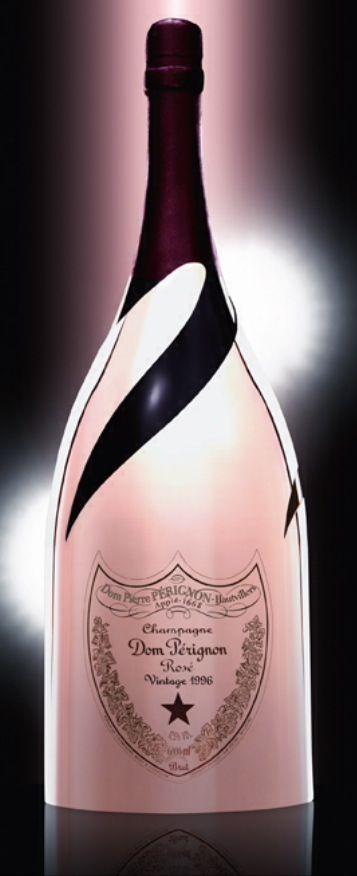 Not just Champagne... it's Dom Perignon!