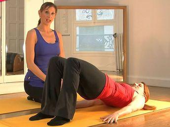 Yoga et Pilates minceur, mon cours en vidéo