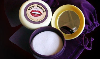Removes the unwanted red wine stain off your teeth so you can sip wine all day and night! Great gifts:)