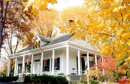 Caldwell House Bed & Breakfast - Salisbury Mills, NY- this would be a nice romantic spot for the hubs and I.