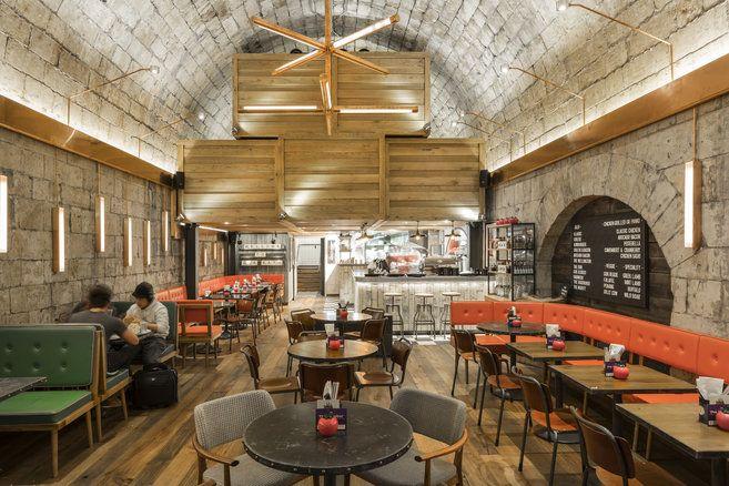 Restaurant Kitchen Bar Design plain restaurant kitchen bar design and floor plans commercial