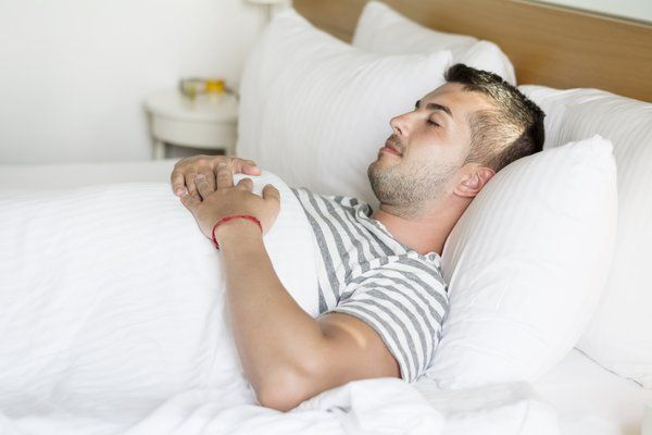 Waking up in the morning after a restless night, you can feel irritable, cranky, and susceptible to stress. Studies have shown a link between inadequate #sleep and depression symptoms. #health
