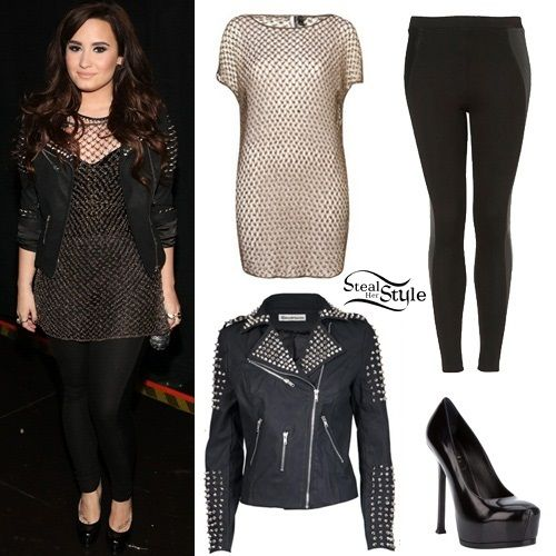 1000+ images about Steal her style Demi on Pinterest ...