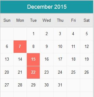 Income Tax December 2015 Due dates: http://www.accounts4tutorials.com/2015/11/income-tax-december-2015-due-dates.html