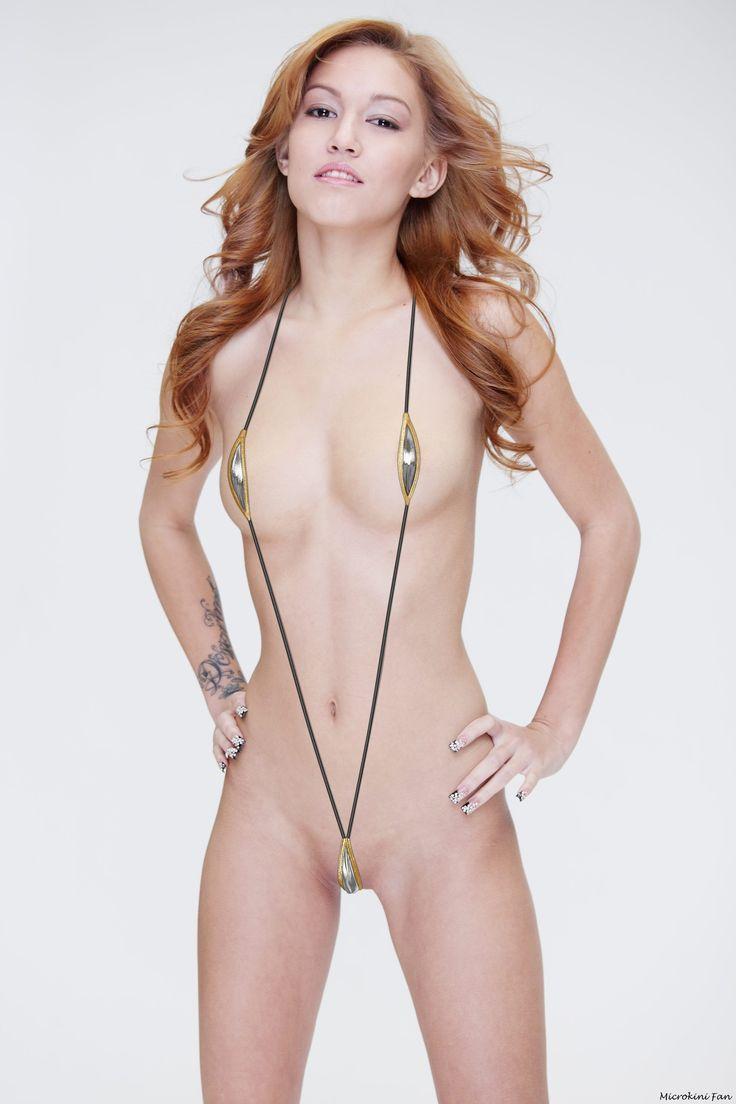 micro fan Pinterest bikini