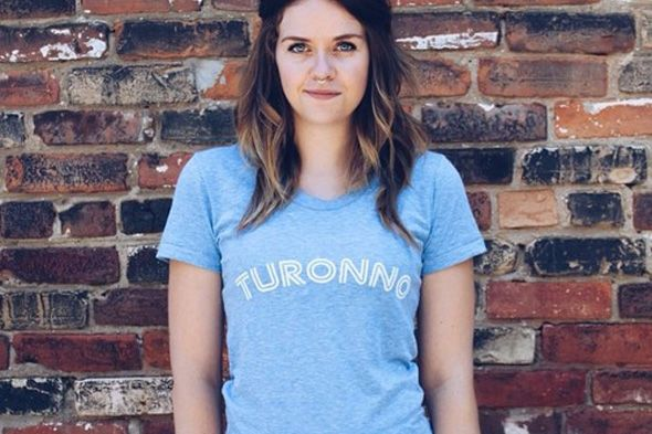 Is this the best Toronto T-shirt ever? From local label, The Button Machine.