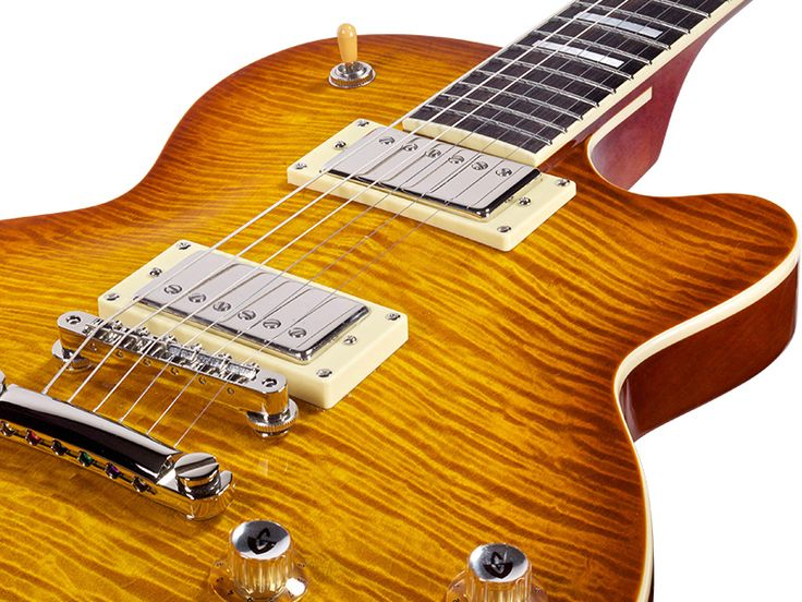 Bluesbird in Iced Tea Burst – Guild Guitars