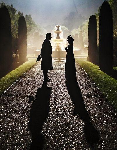 Henri Leclair & Agnes Towler. Mr. Selfridge Season 2 Finale