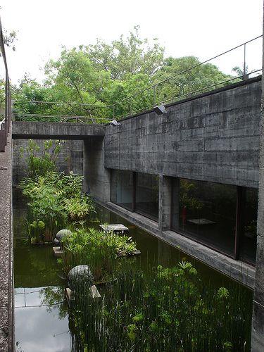 museu brasileiro da escultura (mube) - são paulo - paulo mendes da rocha + jardim - burle marx - 1995