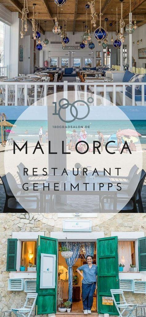 Mallorca Restaurant Tipps. Mit Meerblick, Dorfsch…
