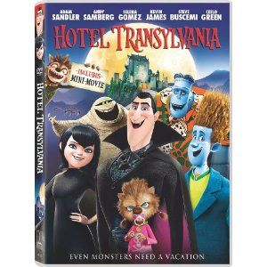 "Order Hotel Transylvania DVD or Blu-ray Today! AND... Enter for a chance to win the Ultimate 3D Experience and ""Hotel Transylvania"" on Blu-ray 3D"