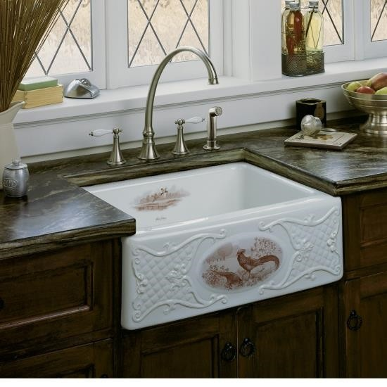 62 Best Images About Installed Farm Sinks On Pinterest