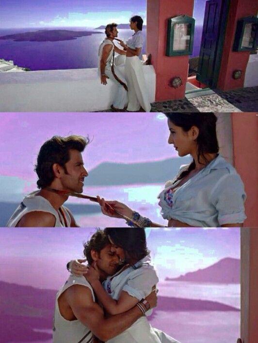 Katrina Kaif and Hrithik Roshan in Meherbaan (Bang Bang)