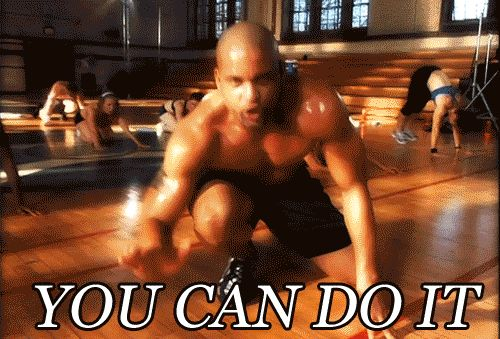 You can't stop now though, not when you told the whole world about it. You just have to persevere… | 24 Things That Happen When You Decide To Do The Insanity Program