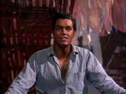 """George Richard Beymer. American. Tony in the 1961 film version of West Side Story, Peter in """"The Diary of Anne Frank"""", and as Ben Horne in Twin Peaks."""
