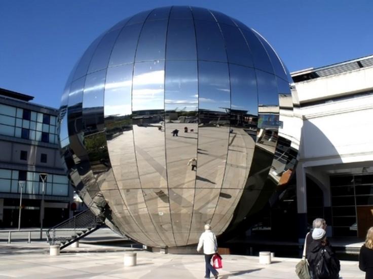 Bristol, England - The European Center of Culture