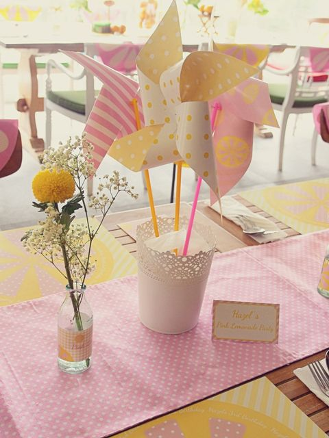 "Photo 12 of 17: Pink Lemonade / Birthday ""Hazel's sweet & sunny day"" 