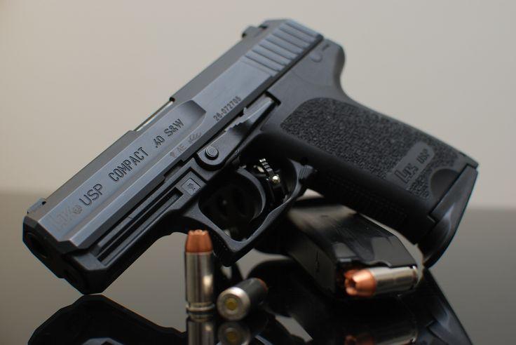 H&K USP Compact .40S&W