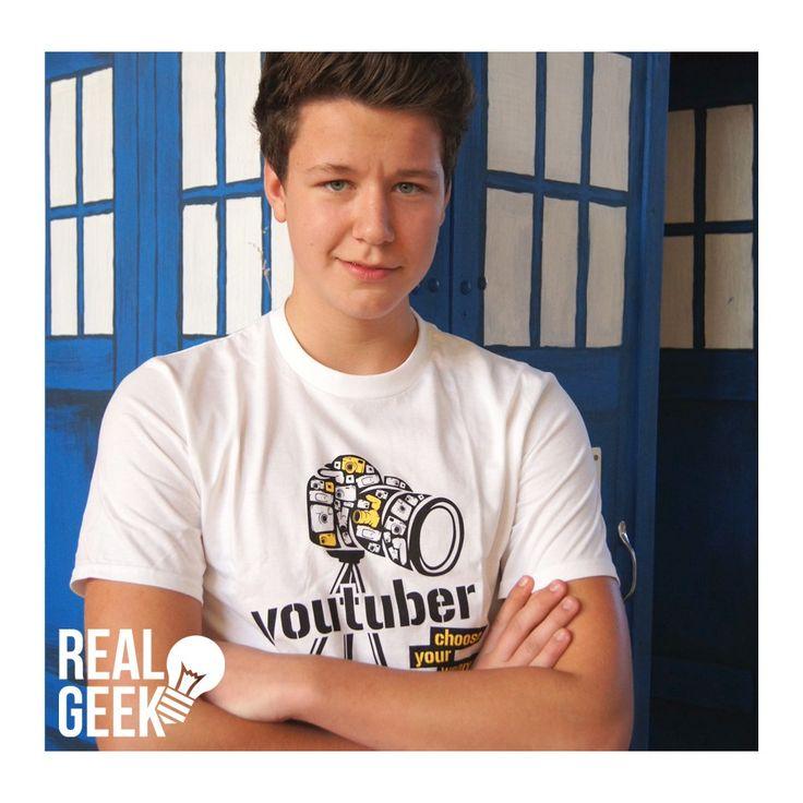 Tričko YouTuber