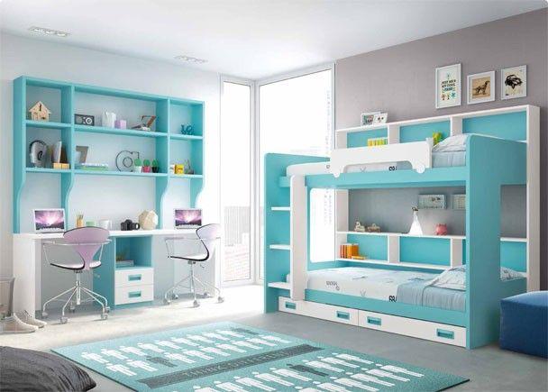 25 best ideas about escaleras para literas en pinterest camas literas de muchachos literas - Literas modernas juveniles ...
