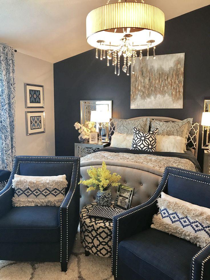 Best 25 Navy Master Bedroom Ideas On Pinterest Navy Bedroom Walls Navy Bedroom Decor And