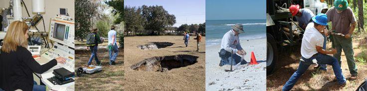DEP Florida Geology website