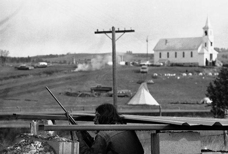 Последнее индейское восстание, или Как Майкл Бом заботился об индейцах, оставшихся в живых