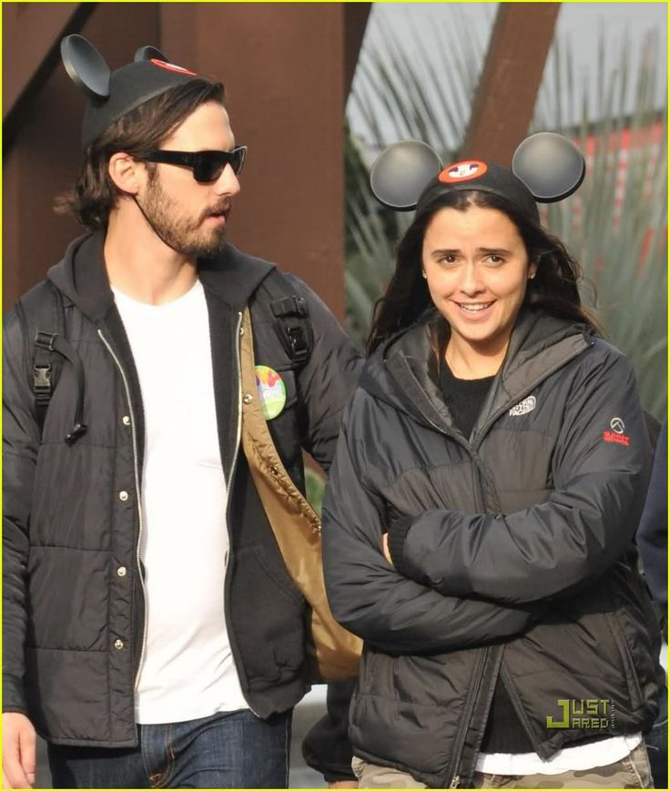 Image result for Milo Ventimiglia girlfriend