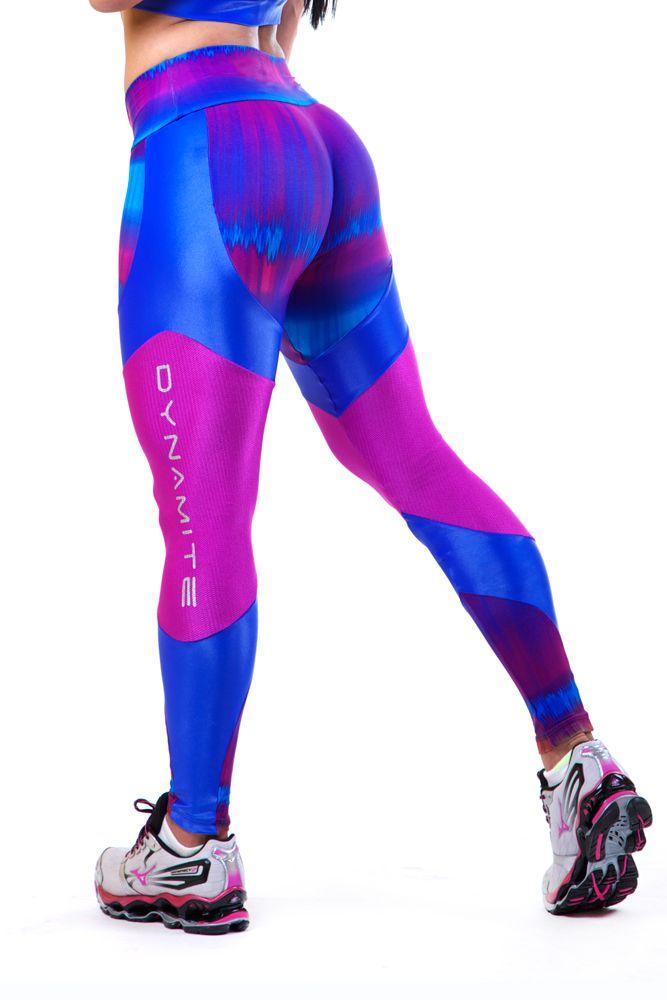 Colorful workout leggings..hott! | Workout gear ...